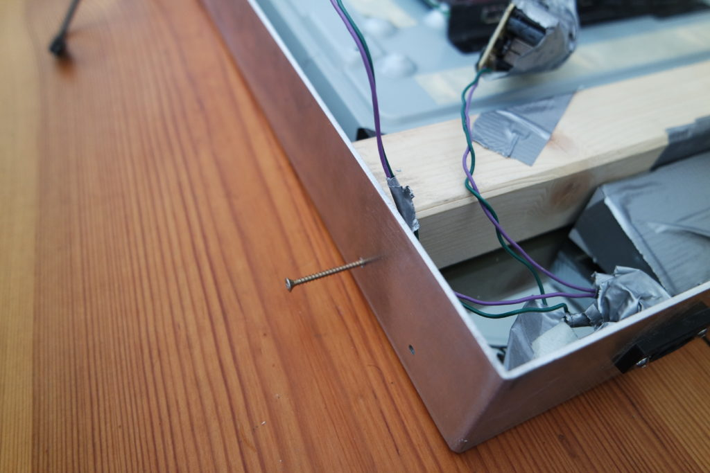 Building A Big Magicmirror With Metal Frame The
